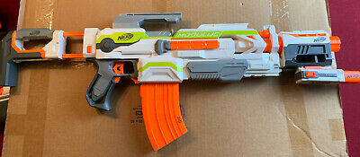 Nerf Modulus Elite With Attachments