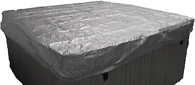 Hot Tub Cover Cap, Protects covers from the elements (8' x 8' x 12