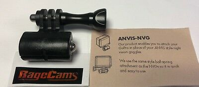 ANVIS NVG Mount Mounting Class For GoPro HD Hero Hero2 Hero3+Hero4 Hero5 NEW