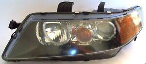 Acura TSX headlight assembly 2004-2008