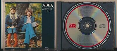 Abba - Greatest Hits, Made in USA, Very Rare, Non-Target CD!
