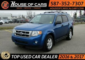 2011 Ford Escape XLT / 4WD / Lelather / Sunroof