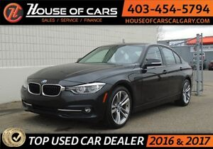 2016 BMW 3-Series 320i xDrive Executive, Sport, RED INTERIOR!!