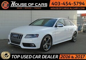 2012 Audi S4 Premium MINT CONDITION! APPLY TODAY DRIVE TODAY!!