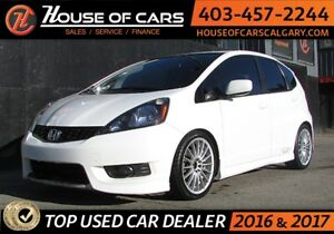 2013 Honda Fit Sport 5-Speed AT with Navigation