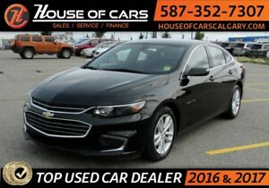 2017 Chevrolet Malibu 1LT / Back up Camera / Bluetooth