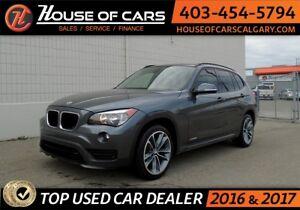 2015 BMW X1 xDrive28i Leather, Heated seats, Pano Roof