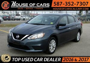 2016 Nissan Sentra SV / Back up Camera / Bluetooth