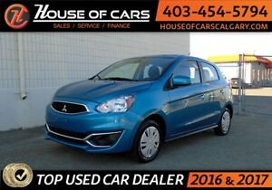 2017 Mitsubishi Mirage ES Hatch back APPLY TODAY DRIVE TODAY!!
