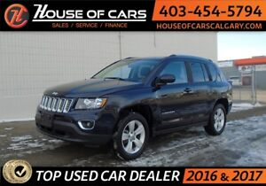 2016 Jeep Compass Sport 4WD APPLY TODAY DRIVE TODAY!!!