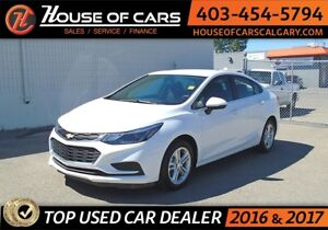 2017 Chevrolet Cruze LT APPLY TODAY DRIVE TODAY !!