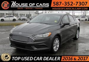 2017 Ford Fusion SE / Back up Camera / Sunroof