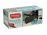 Log / Briquette Maker (NEW + FREE local delivery)