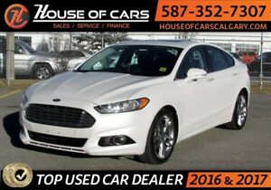 2013 Ford Fusion Titanium AWD / Navi / Back up Camera / Sunroof