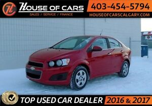 2013 Chevrolet Sonic LT APPLY TODAY DRIVE TODAY!!!!