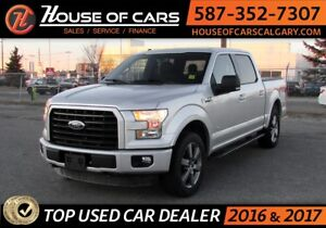2015 Ford F-150 SuperCrew 6.5-ft. Bed 4WD / Back up Camera XLT S