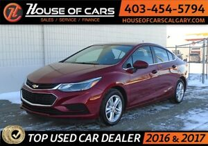 2017 Chevrolet Cruze LT Auto APPLY TODAY DRIVE TODAY!!
