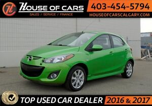 2011 Mazda MAZDA2 Touring GS Hatch APPLY TODAY DRIVE TODAY!!!
