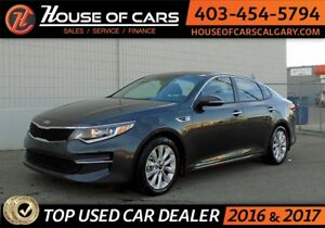 2017 Kia Optima LX + Backup cam, Heated seats, Automatic mirrors