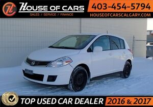 2011 Nissan Versa 1.8 S Hatchback APPLY TODAY DRIVE TODAY!!!!