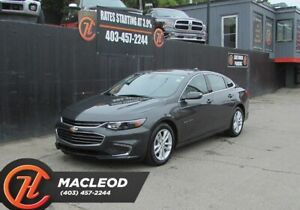 2018 Chevrolet Malibu LT, Bluetooth,Backup Cam,Heated Seats FWD
