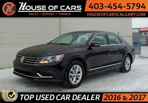 2017 Volkswagen Passat Tredline + w/ Backup cam APPLY TODAY DRIV