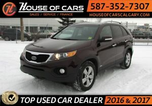 2012 Kia Sorento EX AWD / Navi / Sunroof / Leather / Back up Cam