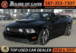 2011 Ford Mustang Convertible GT