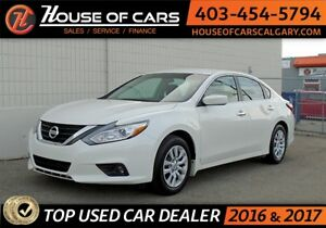 2017 Nissan Altima S APPLY TODAY DRIVE TODAY!!