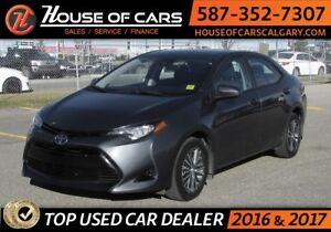 2017 Toyota Corolla LE/ Back up Camera / Sunroof / Bluetooth