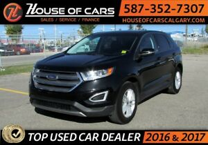 2017 Ford Edge SEL AWD / Back up Camera /  Bluetooth