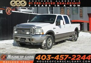 2004 Ford F-350 King Ranch/ Mechanics Special AWD/ Diesel