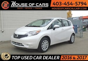 2016 Nissan Versa Note SV APPLY TODAY DRIVE TODAY!!