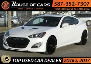 2015 Hyundai Genesis Coupe GT / Navi / Back up Camera / Sunroof