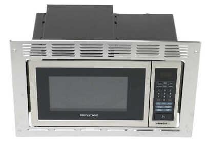 Greystone RV Microwave 0.9 Cu Ft Stainless Steel Built-in Microwave #324-000106
