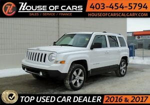 2017 Jeep Patriot High Altitude Sport  W/ Leather, Roof.  APPLY