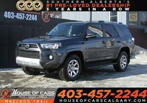 2015 Toyota 4Runner SR5 V6, Sunroof,Heated Seats,Bluetooth, AWD