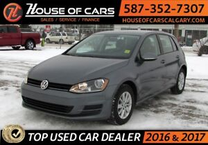 2016 Volkswagen Golf COMFORTLINE TSI / Back up Camera / Bluetoot