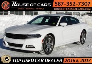 2017 Dodge Charger /AWD / Heated seats SXT