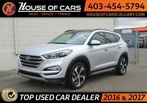 2017 Hyundai Tucson Eco AWD APPLY TODAY DRIVE TODAY!!