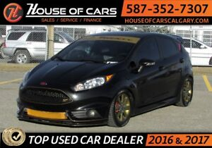2014 Ford Fiesta  The car is modded ST Hatchback