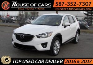 2015 Mazda CX-5 / AWD / Back up Camera / Sunroof /Leather Grand