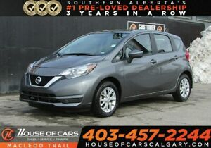 2017 Nissan Versa Note 1.6 SV/ Back Up Cam / Bluetooth FWD Sedan
