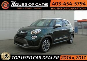 2014 Fiat 500L L Fully loaded w/ Backup cam, Pano Roof, Heated s