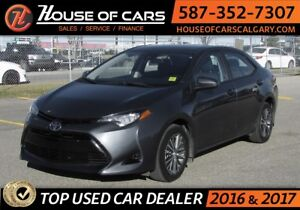 2017 Toyota Corolla LE/ Back up Camera / Sunroof / Bluetooth