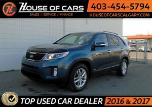 2014 Kia Sorento LX V6 AWD Heated seats, Remote Starter APPLY TO