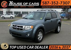 2011 Ford Escape XLT / 4WD / Leather / Bluetooth