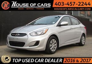 2016 Hyundai Accent SE 4-Door 6M