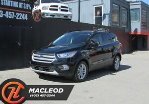 2018 Ford Escape SEL, Bluetooth,Heated Seats,Backup Cam 4x4
