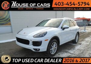 2015 Porsche Cayenne Diesel fully loaded, Leather , Pano roof, N